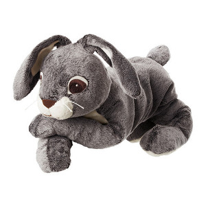 VANDRING HARE Soft toy,당일발송